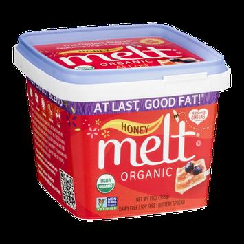 Melt Organic No Soy Buttery Spread Honey