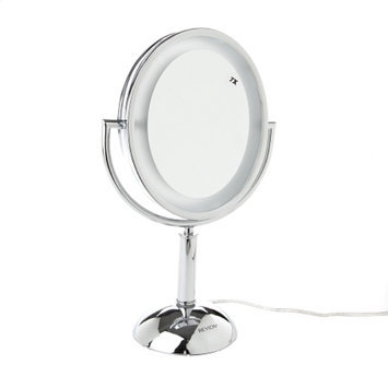 Revlon Perfect Touch Lighted Mirror Oval