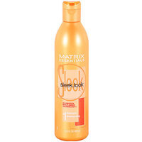 Matrix Essentials Sleek.Look Step 1 Smoothing Shampoo, 13.5 oz