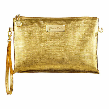 SEPHORA COLLECTION Yuma Bella Summer Bag Collection Gold Night Out Clutch