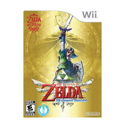 Legend Of Zelda Skyward Sword