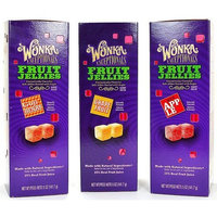 Wonka Exceptionals Fruit Jellies Grapefruit 1 Box 5 0z