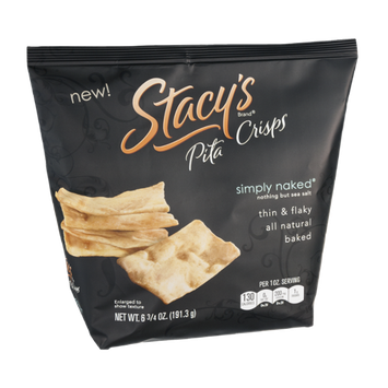 Stacy's Simply Naked Pita Crisps