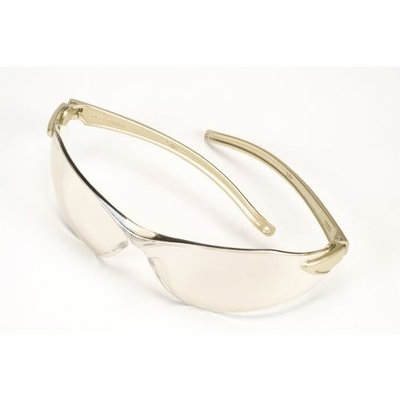 MSA Safety Works 10083074 Essential Euro Safety Glasses, Clear Lens