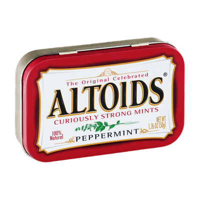 Altoids Peppermint Mints