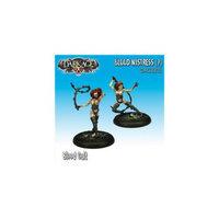 Dark Age Games 3305 Skarrd Blood Mistress - 2, Miniatures And Miniature Games