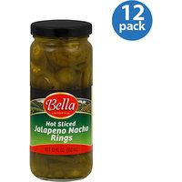 Bella Hot Sliced Jalapeno Nacho Rings