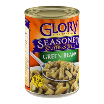 Glory Foods Seasoned Southern Style Green Beans
