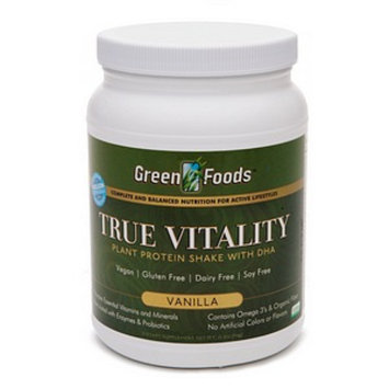 Green Foods True Vitality