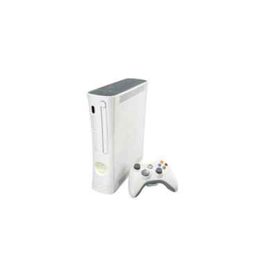 Xbox 360 System - White with Wireless Controller (GameStop Premium Refurbished)