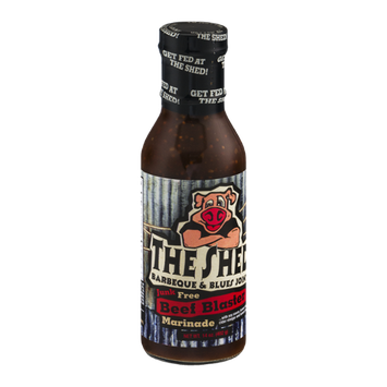 The shed Barbeque & Blues Joint Beef Blaster Marinade