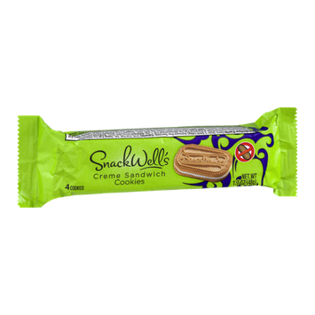 SnackWell's Creme Sandwich Cookies - 4 CT