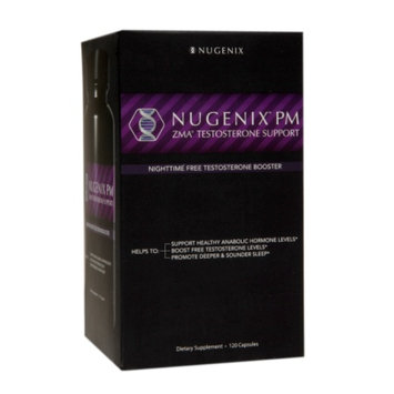 Nugenix ZMA Testosterone Support, Capsules