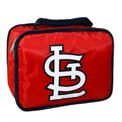 Concept One MLB St Louis Cardinals Lunchbox - School Supplies
