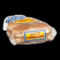 Butternut Burger Buns