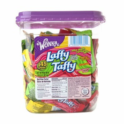 Wonka Laffy Taffy Assorted Candy