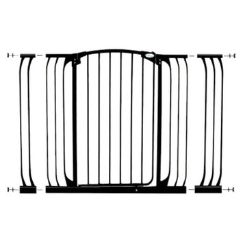 Dreambaby Chelsea Extra Tall and Wide Auto Close Security Gate with
