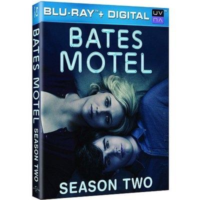 Bates Motel: Season Two (Blu-ray + Digital HD) (Widescreen)