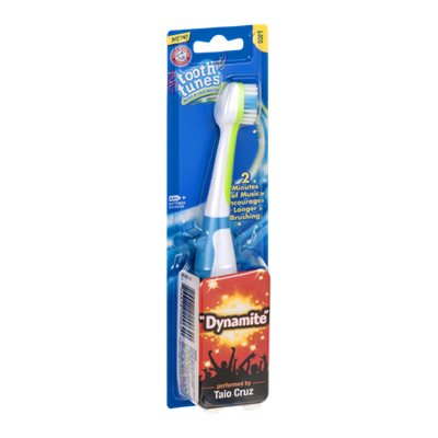 Tooth Tunes Powered Toothbrush Soft