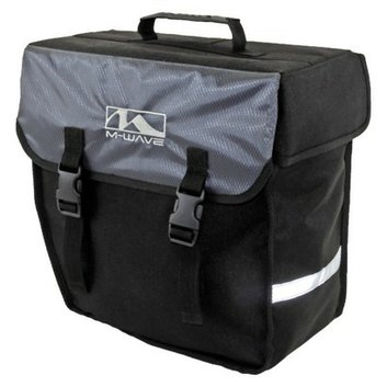Cycle Force M-Wave Commuter Bag - Black
