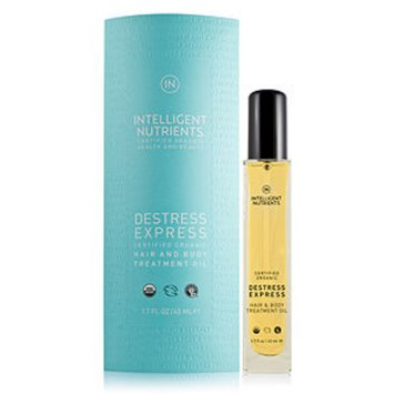 Intelligent Nutrients Destress Express Hair & Body Treatment Oil