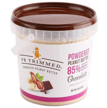 PB Trimmed Powdered Peanut Butter (Chocolate, 16 Oz)