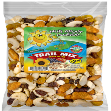 Barnard Trail Mix Raw 8oz