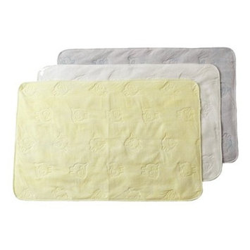 Royal Heritage Multi-Use Blue, Yellow and White Baby Pads - 3-pk.