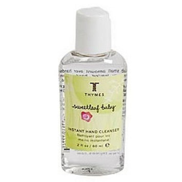 THYMES Sweetleaf Baby Insant Hand Cleanser 2oz