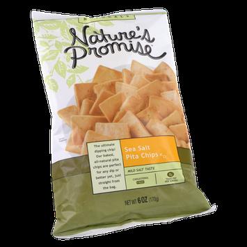 Nature's Promise Naturals Sea Salt Pita Chips