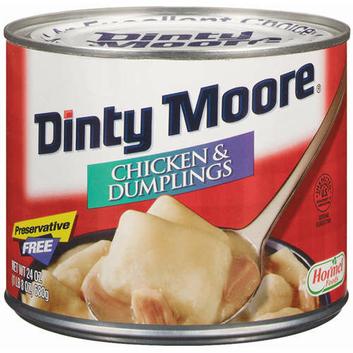 Dinty Moore :  Chicken & Dumplings