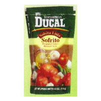 Ducal Sofrito Tomatina 4 oz - Tomatina Sofrito