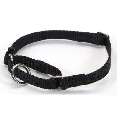 Coastal Pet Products DCP6307BLK Nylon No Slip Adjustable Greyhound Collar