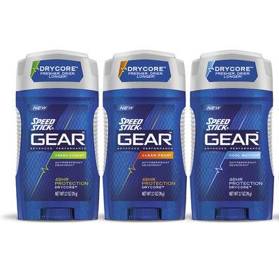 Speed Stick GEAR Antiperspirant/Deodorant