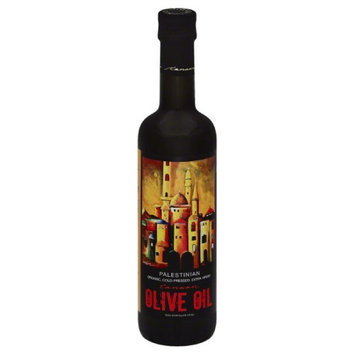 Canaan 500 ml. Organic Extra Virgin Olive Oil - Case Of 6
