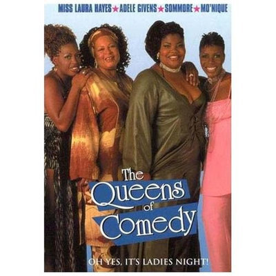 Paramount Queens of Comedy DVD
