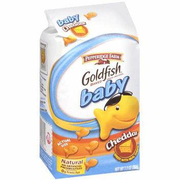Goldfish : Snack Baby Cheddar Cracker