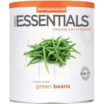 Emergency Essentials Freeze-Dried Green Beans, 5 oz