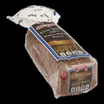 Schmidt's Old Tyme Stone Ground 100% Whole Wheat Bread