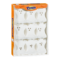 Peeps Marshmallow Ghosts