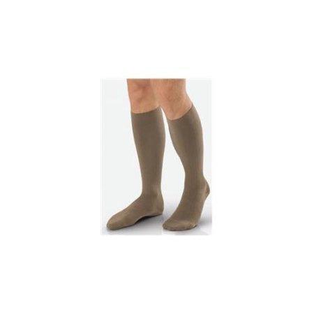 Jobst 7766111 20-30 Ambition Knee for Men Khaki Size 2 Regular