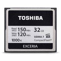 Toshiba Retail Hard Drives PFC032U-1EXS32gb Compactflash Memory Card