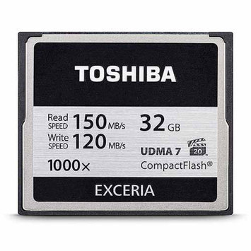 Toshiba Retail Hard Drives PFC032U-1EXS32gb Compactflash Memory Card
