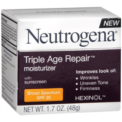 Neutrogena NEUTROGENA 1.7 oz Cream Firming Facial Moisturizer