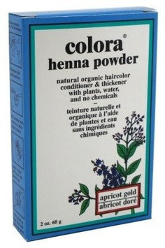 Colora Henna Veg-Hair Apricot Gold 2 oz.