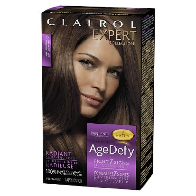Clairol Age Defy Expert Collection - Medium Brown - (5)