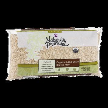 Nature's Promise Organic Long Grain Brown Rice