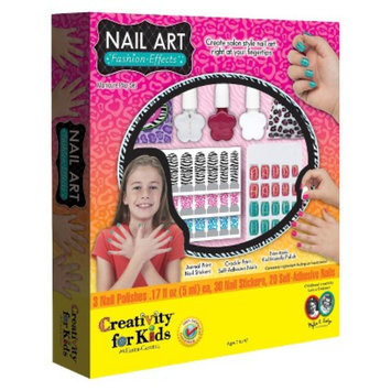 Creativity for Kids Nail Art Fashion Effects