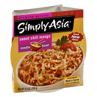 Simply Asia Sweet Chili Mango Noodle Bowl