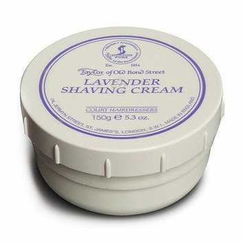 Taylor of Old Bond Street Lavender Shaving Cream Bowl